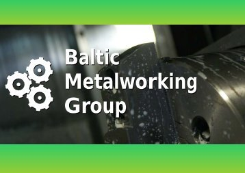 Baltic Metalworking Group - EXIM