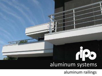 Aluminum systems - EXIM