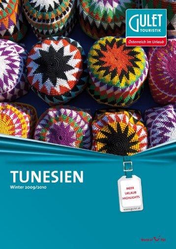 TUNESIEN - Eximtur