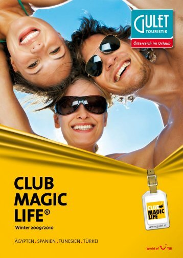 CLUB MAGIC LIFE® - Eximtur