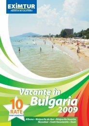 Catalog Bulgaria.indd - Eximtur
