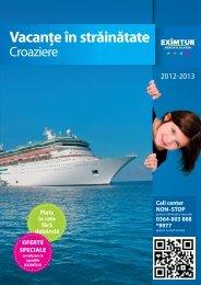 brosura croaziere 2012-2013.indd - Eximtur