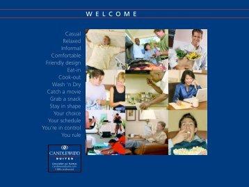 Hotel Suite Features Brochure - ExitCertified