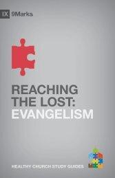 Reaching the Lost: Evangelism - Exodus Books