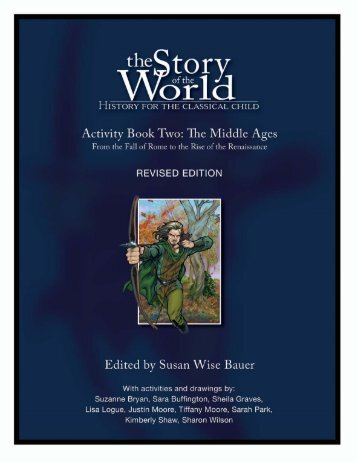 Story of the World Volume 2 Activity Book Sample - Exodus Books
