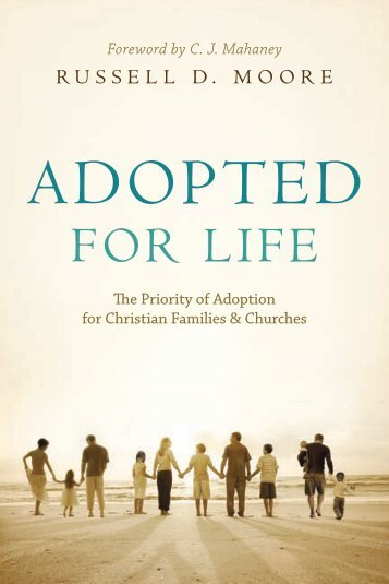 Adopted for Life - Exodus Books