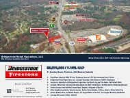 Bridgestone Retail Operations, LLC - EXP Realty Advisors