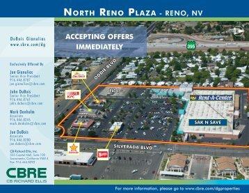 ORTH ENO LAZA – RENO, NV - EXP Realty Advisors