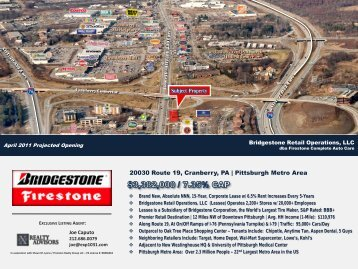 20030 Route 19, Cranberry, PA | Pittsburgh Metro Area - EXP Realty ...