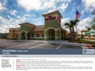 POLLO TROPICAL - EXP Realty Advisors