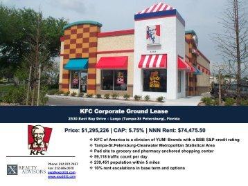 CAP: 5.75% | NNN Rent - EXP Realty Advisors