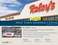 West Town Shopping Center - EXP Realty Advisors