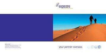 Expacare Brochure