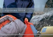 SLEEPING BAGS - Exped.com exped