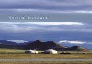 Mats & bivybags - Tents, Tarps, Mosquito Nets, Hammocks, Bivy ...