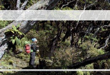 Zwischen den malerischen Rhododendron ... - Exped.com exped
