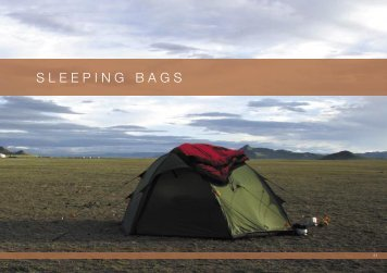 Exped_Catalog 06_english.indb - Tents, Tarps, Mosquito Nets ...