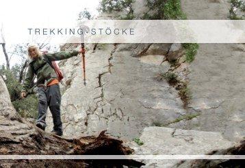 TREKKING-STÖCKE