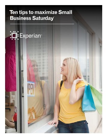Download Now - Experian