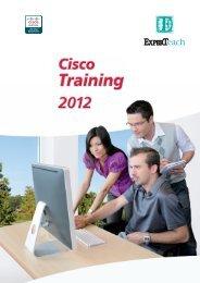 10 Cisco Training - ExperTeach Training