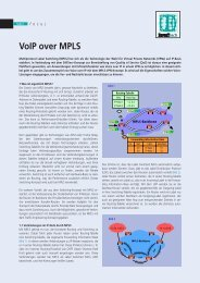 VoIP over MPLS - ExperTeach