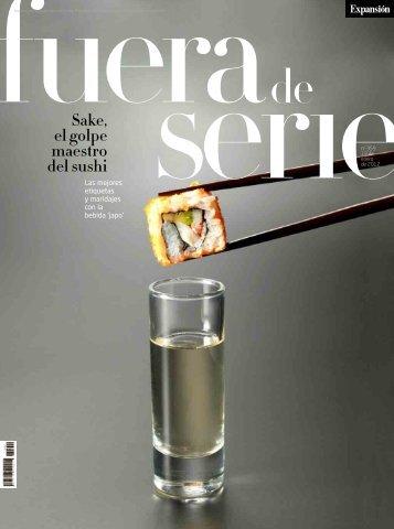Sake, el golpe maestro del sushi - Explora