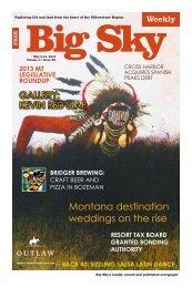 Montana destination weddings on the rise - Explore Big Sky