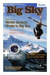 Winter Season Finale in Big Sky - Explore Big Sky
