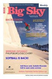 SoFtball iS back! - Explore Big Sky