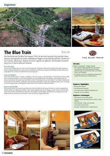 Zugreisen Südliches Afrika