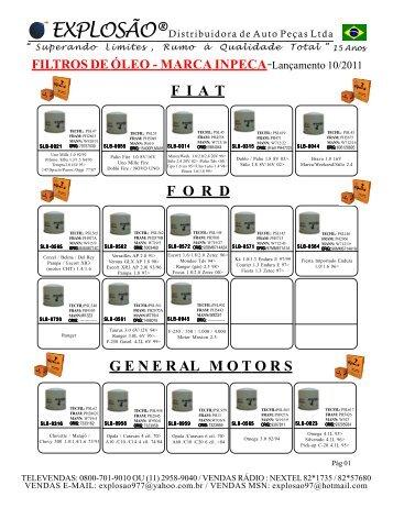 Filtro de oleo Inpeca - 10-2011.p65