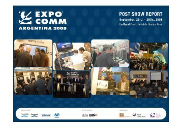 Visitor Analysis - Expo Comm