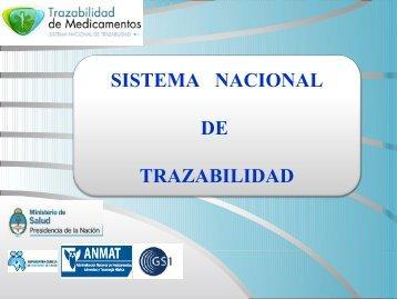 Implementación del nuevo sistema nacional de ... - ExpoFarmacia