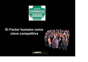 El factor humano - Roly Boussy.pdf - ExpoFarmacia