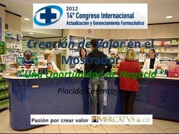 Plácido Cosentino - ExpoFarmacia