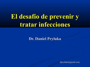 Dr. Daniel Pryluka - ExpoFarmacia