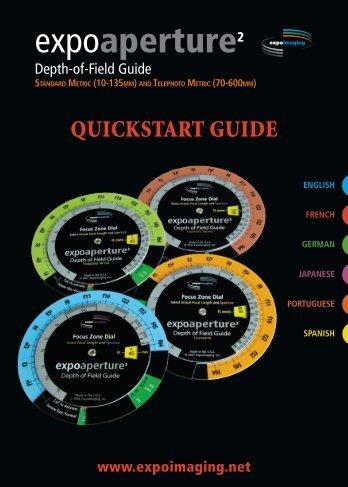 ExpoAperture2 Quick Start Guide - ExpoImaging