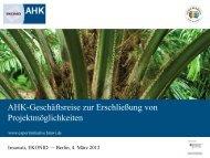 PDF: 528,8 KB - Exportinitiative Erneuerbare Energien - BMWi