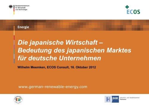 PDF: 2,2 MB - Exportinitiative Erneuerbare Energien