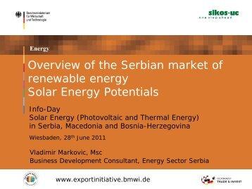 renewable energy - BMWi