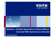 WinDrive - Variable Speed Wind Turbines Without Converter With ...