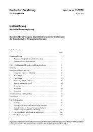 Deutscher Bundestag Drucksache 16/8276 vom 08.02.2008 (PDF)