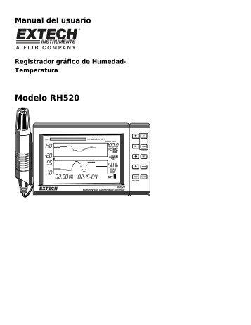 Manual - Extech Instruments
