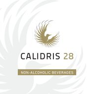 Calidris 28 TR, EN
