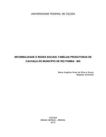 Maria Angélica Alves da Silva e Souza - Programa de Pós ...