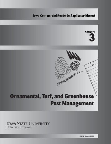 Ornamental, Turf, and Greenhouse Pest Management - Iowa State ...