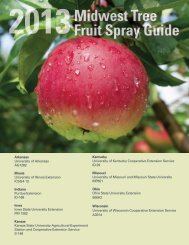 Midwest Tree Fruit Spray Guide - Iowa State University Extension ...