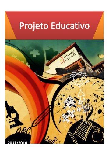 Projeto Educativo - Externato de Vila Meã