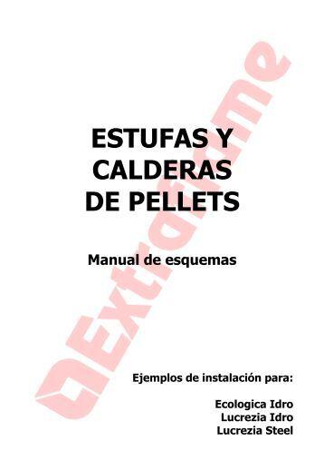 ESTUFAS Y CALDERAS DE PELLETS