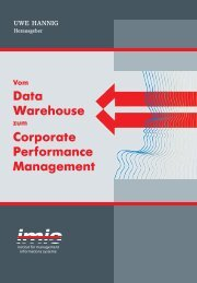 Data Warehouse Corporate Performance Management